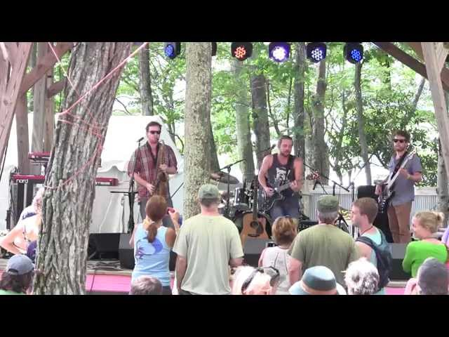 The Shack Band - Live at Floydfest 7/25/14