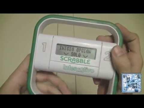 Scrabble Interactivo - Juego de mesa - Reseña/aprende a jugar & Gameplay