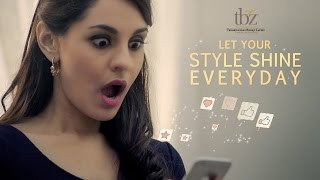 TBZ-The Original: Light Weight Jewellery #LetYourStyleShineEveryday
