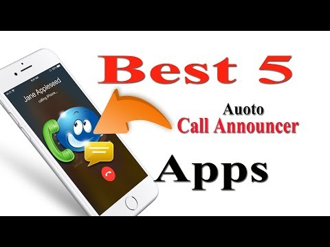 Best 5 Call /SMS / WhatsApp Announcer Apps Review ( In Hindi ) By Digital Bihar ||