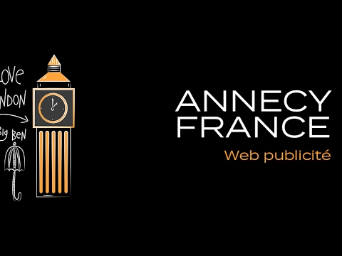 ANNECY FRANCE BY DS CREATIVE