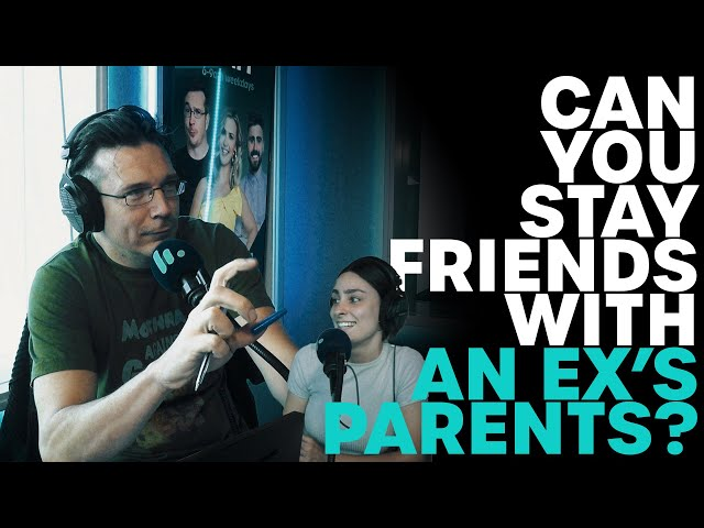 Can You Be Friends With Your Ex's Parents? | B105