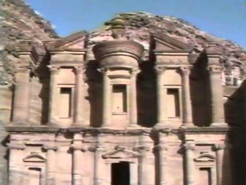 Full visit of Petra (Jordanie / Jordan / الأردن) in 1991