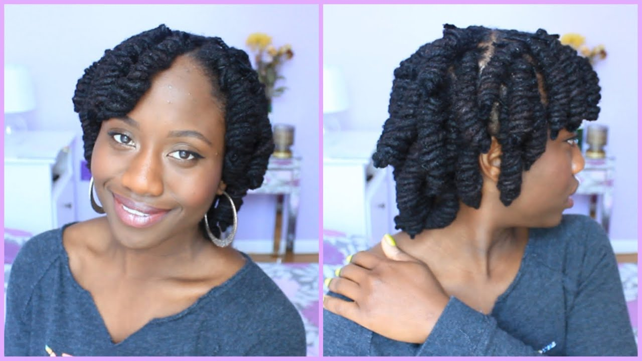Loc Tutorial Pipe Cleaner Curls Jazzyjune Day 7