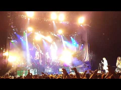 Aerosmith - Sweet Emotion (Live Fort McMurray July 19/15)