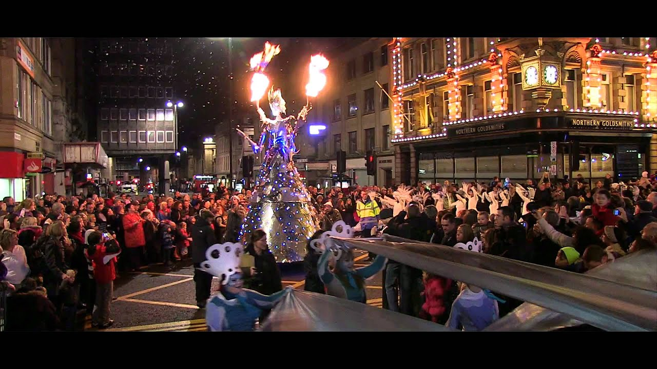 New Year's Eve - Newcastle upon Tyne - YouTube