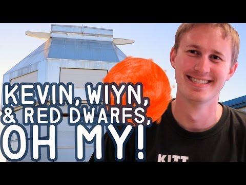 Meet Kevin, An Astronomer