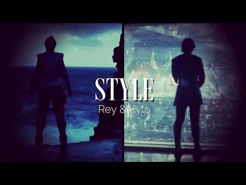 ▶ Rey & Kylo II Style - Taylor Swift cover (+TLJ SPOILERS)