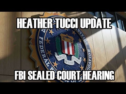 Heather Tucci Arrested in Washington, DC - Arraignment Update - Identity Hearing on Monday