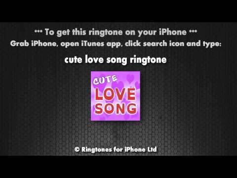 Cute Love Song iPhone Ringtone
