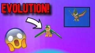 INSANE TWITTLE EVOLUTION *OP*! Roblox Loomian Legacy