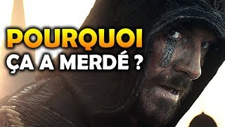 ASSASSIN'S CREED LE FILM | POURQUOI ÇA A MERDÉ ? 🎬