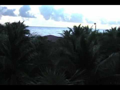 Sunrise in Saint Kitts