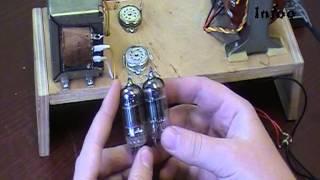 Ламповые усилители своими руками. Обзор.(Вы можете купить набор для сборки лампового усилителя тут: http://goo.gl/Mt4bfi Всем привет! Сегодня вы увидите наши..., 2013-09-27T13:13:57.000Z)