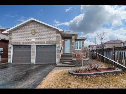 Barrie Real Estate Tours HD Video Tour 107 Holly Meadow Rd Barrie, Ontario