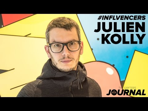 #INFLVENCERS: JULIEN KOLLY INTERVIEW | KOLLY GALLERY | EUROP