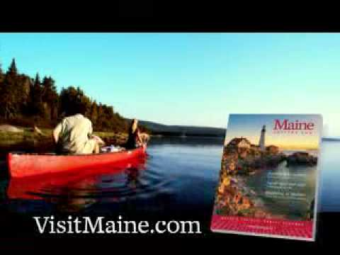 Maine Office of Tourism - Summer 2010