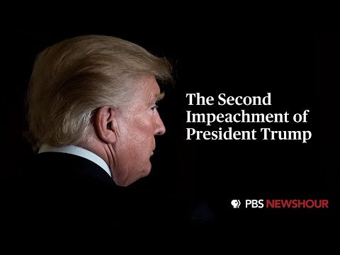 WATCH LIVE: House takes up second Trump impeachment | PBS NewsHour Special Coverage