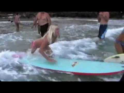 Bethany Hamilton Shark Attack The Real Story Youtube