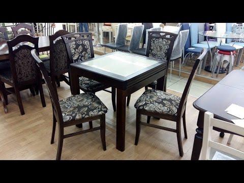 Кухонные столы из массива Купить кухонный стол Столы для