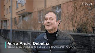 Climkit - RCP Coopérative de Charmontey (Vevey)