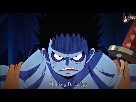 [ AMV ] One piece Action dubstep Skrillex -Kyoto feat. Sirah [ Thriller bark luffy & Zoro vs oz]
