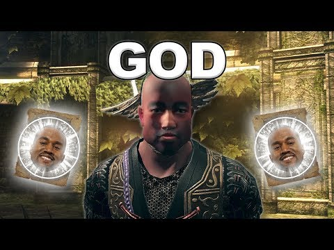 Dark Souls Remastered PvP - Kanye West