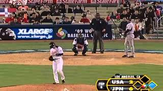 WBC.2009.03.23 Semifinals USA vs Japan (World Baseball Classic)