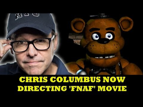 Chris Columbus Helming FIVE NIGHTS AT FREDDY'S Movie