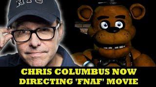 Chris Columbus Helming FIVE NIGHTS AT FREDDY'S Movie
