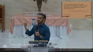 LIVE - IPMN  -  ESTUDO BÍBLICO - TEMA: LEVEM O FARDO UNS DOS OUTROS. REV. FÁBIO BEZERRA.