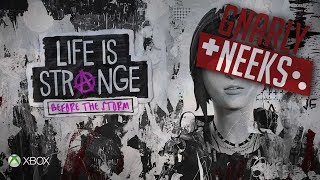 Life is Strange Before the Storm E3 Reveal Live Reaction - Gnarlyneeks