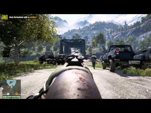 how to kill rare rhino far cry 4