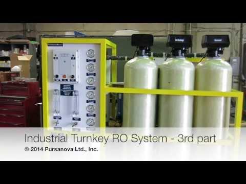 © 2014 Pursanova™ - Turnkey Industrial RO System - 3/6