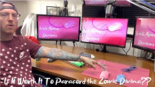Zowie Divina s1 s2 Paracord vs Stock cable is it worth the upgrade? Heres my thoughts!!!
