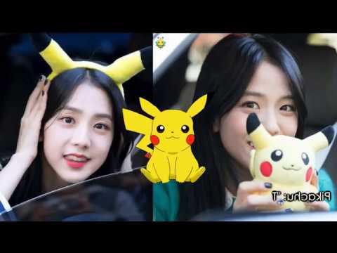 Jisoo Sociu - Jisoo Is Pikachu - Love Jisoo | BLACKPINK CUTE