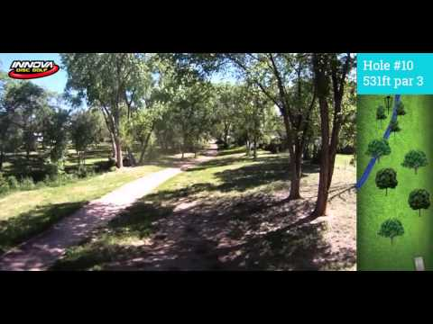 Widefield Disc Golf Course - Colorado Springs