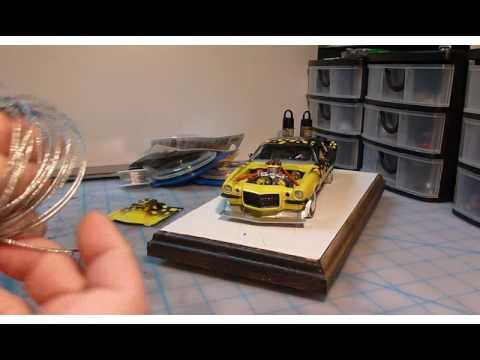 1 24 Scale Engine Detailing Tips Tricks Youtube
