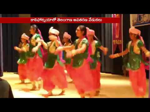 Telangana Association of Greater San Diego(TAGS) celabarations