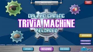 Trivia Machine Reloaded PC Gameplay HD 1440p
