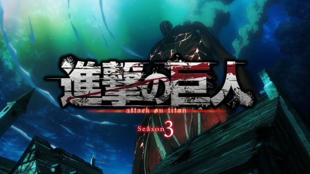 Attack On Titan Season 3 Part 2 - Opening 60FPS (1080p ...