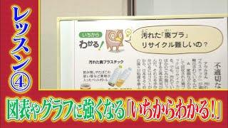 清水章弘先生の「入試に強くなる勉強法」④「いちからわかる!」でグラフに強くなる