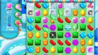 Candy Crush Soda Saga - Level 681 (No boosters)