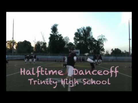 The Fourth Annual Pink and White Game (Halftime Danceoff: Trinity High School)- Louisville, KY