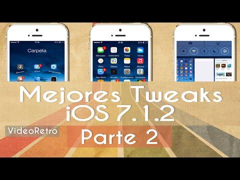 Top 20 Mejores Tweaks Para iOS 7.1.2 | iPhone, iPod & iPad | Parte 2