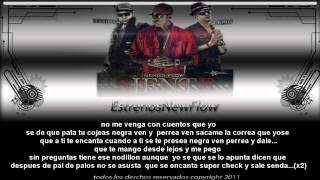 Siente - J King & Maximan Ft. Ñengo Flow [Letra]