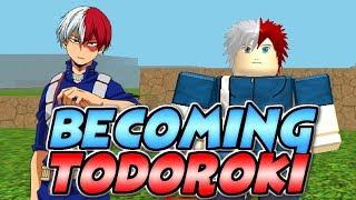 BECOMING SHOTO TORODOKI IN NINDO RPG: BEYOND!! | Roblox
