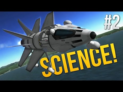Kerbal Space Program - FOR SCIENCE ★ Kerbal Space Program Career Mode Ep. 2