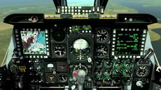 DCS A-10C: Erstellen von neuen Wegpunkten, die mit L/L-Koordinaten tutorial