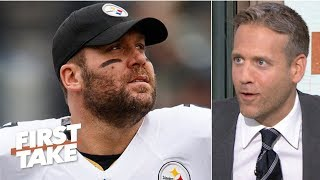 Big Ben doesn't belong among elite QBs if Steelers miss playoffs – Max Kellerman | First Take